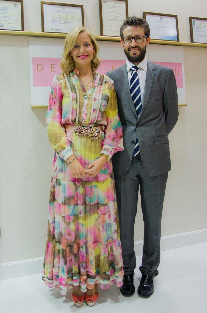 Dra.Carmen Galera y Josemi Sánchez.