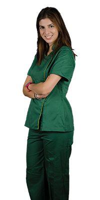 Dra. Natalia del Río Cantero · Máster en Odontopediatría UCM